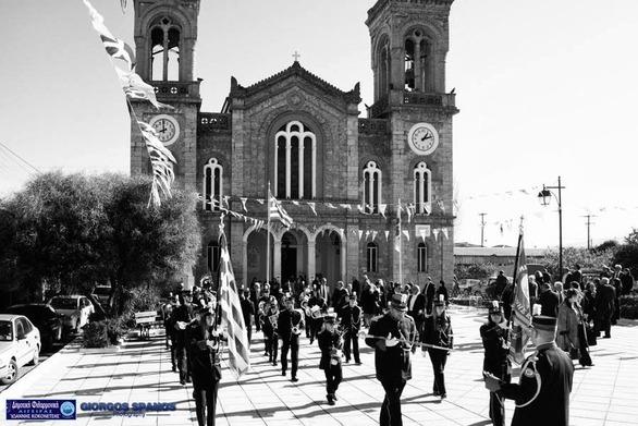 Αχαΐα: Η Ακράτα τιμά τον πολιούχο της Άγιο Χαράλαμπο