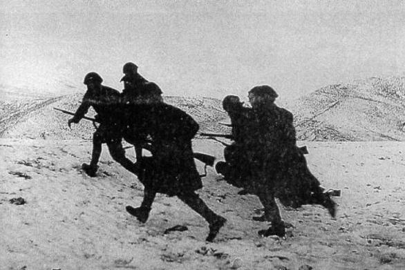Σαν σήμερα 9 Μαρτίου ο Μπενίτο Μουσολίνι εξαπολύει τη μεγάλη Ιταλική Εαρινή Επίθεση κατά της Ελλάδας