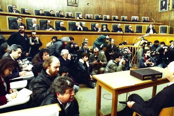 Σαν σήμερα 11 Μαρτίου αρχίζει στο Ειδικό Δικαστήριο η δίκη για το σκάνδαλο της Τράπεζας Κρήτης