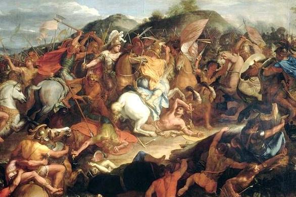 Σαν σήμερα 22 Μαΐου ο Μέγας Αλέξανδρος νικάει τους Πέρσες στη Μάχη του Γρανικού