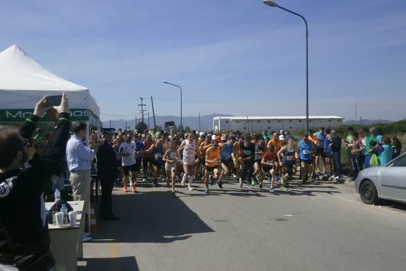 """Αγρίνιο: Με επιτυχία πραγματοποιήθηκε ο 5ος Λαϊκός Αγώνας Δρόμου """"Άγιος Αρτέμιος"""""""