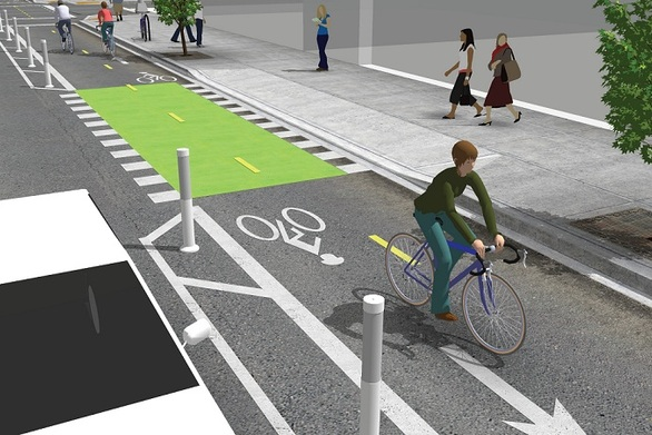 Πάτρα: Σε δρόμο πρότυπο μεταμορφώνεται η οδός Αυστραλίας - Σχέδιο προϋπολογισμού 500.000 ευρώ