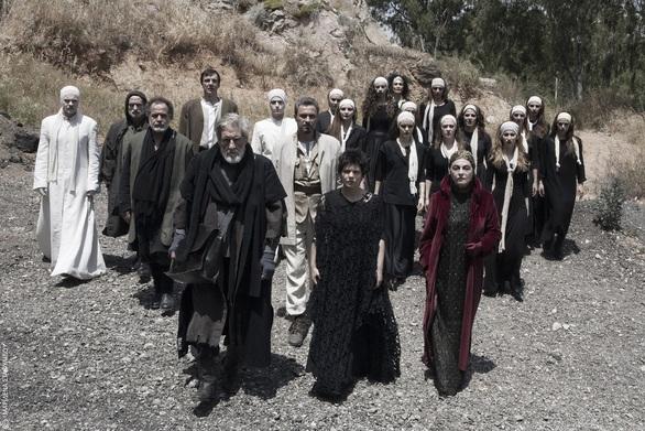 """Αίγιο: Η παράσταση """"Ηλέκτρα"""" του Ευριπίδη παρουσιάζεται στο Υπαίθριο Θέατρο """"Γιώργος Παππάς"""""""