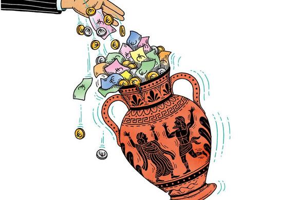 ΝΥ Times: Γιατί οι δανειστές πρέπει να... υποφέρουν (pics)