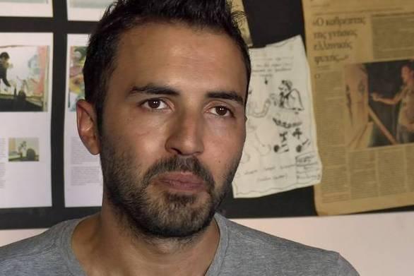 Χρ. Καλπουζάνης - O Πατρινός καραγκιοζοπαίκτης στην ελβετική τηλεόραση!