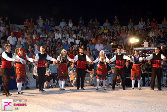 Πάτρα: Tο χορευτικό τμήμα του Δήμου δίνει και πάλι... ζωή στο θέατρο της Κρήνης!