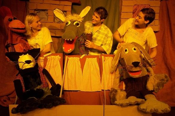 Πάτρα: Εργαστήριο θεάτρου κούκλας για παιδιά στο θέατρο act