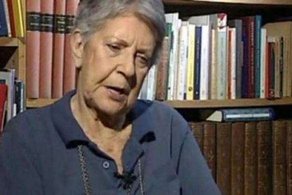 ''Έφυγε'' από τη ζωή η σπουδαία δασκάλα χορού Μαρία Κυνηγού - Φλάμπουρα