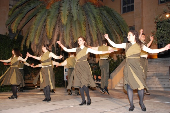 Γενέθλια σήμερα για το Χορευτικό Τμήμα του Δήμου Πατρέων