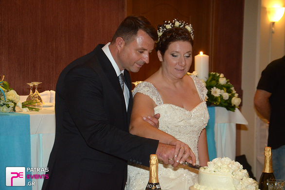 Kαλλίτσα & Δημήτρης - Γάμος και βάπτιση για ένα αγαπημένο ζευγάρι στον Προφήτη Ηλία!