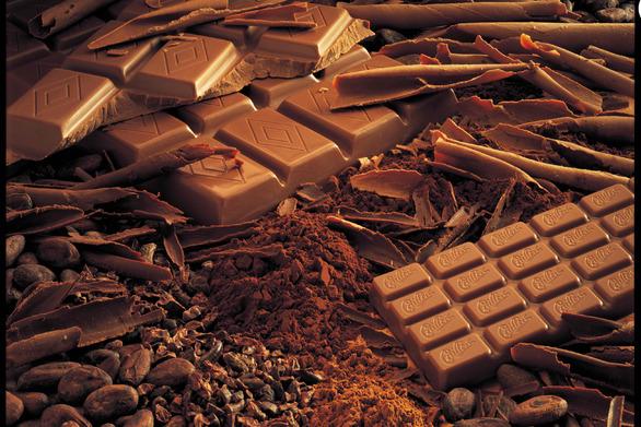 Όχι... η σοκολάτα δεν υπάρχει στη Γη από το Μεσαίωνα! (pics)