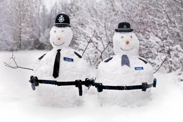 Εντατικά μέτρα ασφαλείας της Αστυνομίας για την εορταστική περίοδο