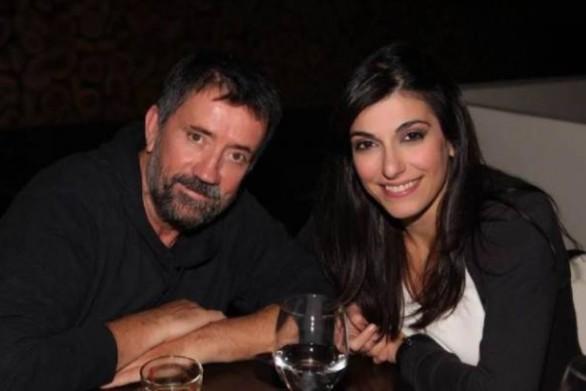 Αχώριστοι είναι ο Σπύρος Παπαδόπουλος και η νέα του σύντροφος (pics)