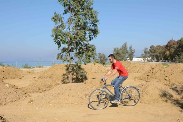 Όλα έτοιμα σχεδόν για το Patras Pump Track - Δείτε το και από ψηλά (vids)