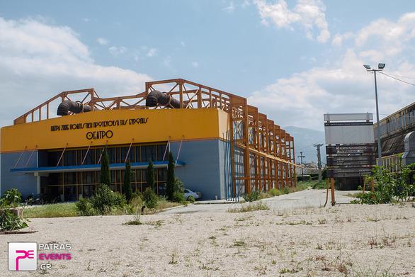 Πάτρα: Παρέμβαση εισαγγελέα για το Εργοστάσιο Τέχνης για τη λεηλασία του κλιματιστικού