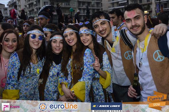 Πατρινό Καρναβάλι 2016 - Group 167: Να 'ταν το 69 Part 462