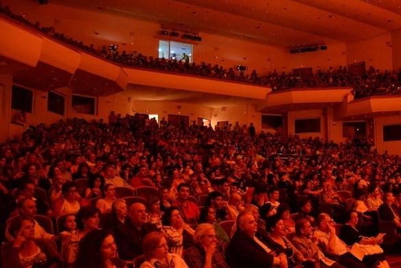 Πάτρα: Με επιτυχία η συναυλία του Δημοτικού Ωδείου για την ενίσχυση της «Κιβωτού της Αγάπης»