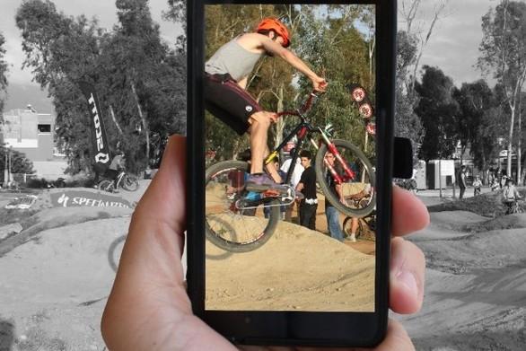 Αυξήστε το Volume... 5' μαζί με τους ποδηλάτες στο οpening του Patras Pump Track! (video)