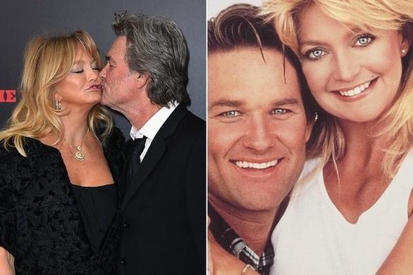 Goldie Hawn - Kurt Russell: 30 χρόνια αχώριστοι (pics)