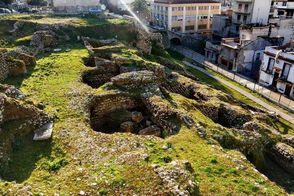 Γνωριμία με το Ρωμαϊκό Στάδιο της Πάτρας!