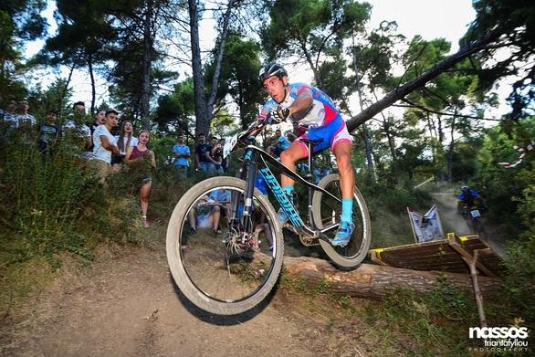 Ποδηλασία - Ο Δ. Αντωνιάδης Πρωταθλητής στο Cross Country και έτοιμος για το Ρίο