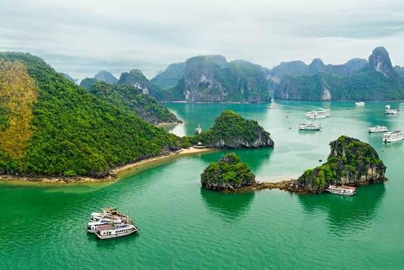 Υπέροχες εικόνες από το Βιετνάμ (video)