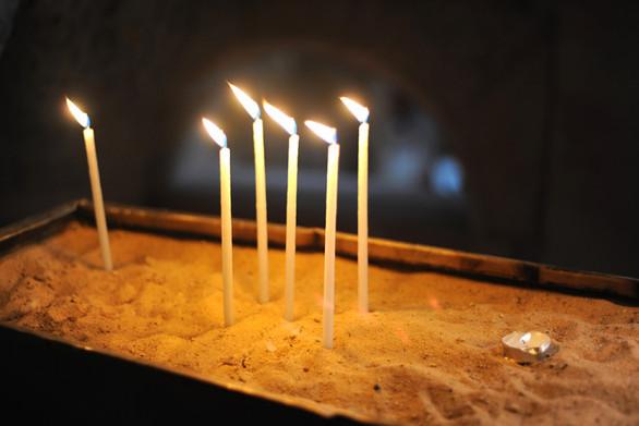 Πάτρα: Πανηγυρίζει σήμερα και αύριο ο Ιερός Ναός του Αγίου Νικοδήμου