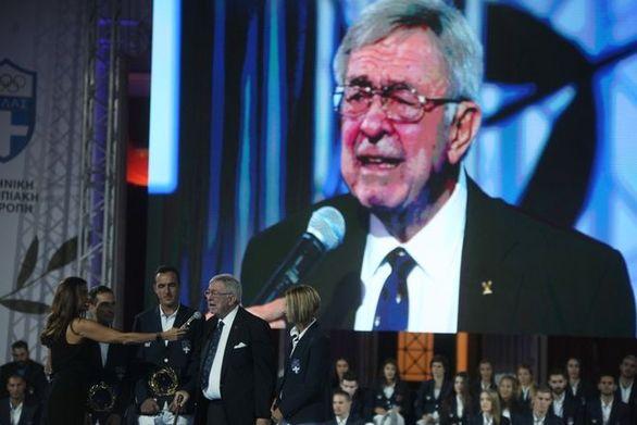 """""""Λύγισε"""" ο τέως βασιλιάς Κωνσταντίνος στην εκδήλωση της ΕΟΕ (video)"""