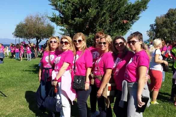 """Πάτρα: Βάψτε την πόλη """"ροζ"""" και δώστε μήνυμα ζωής!"""
