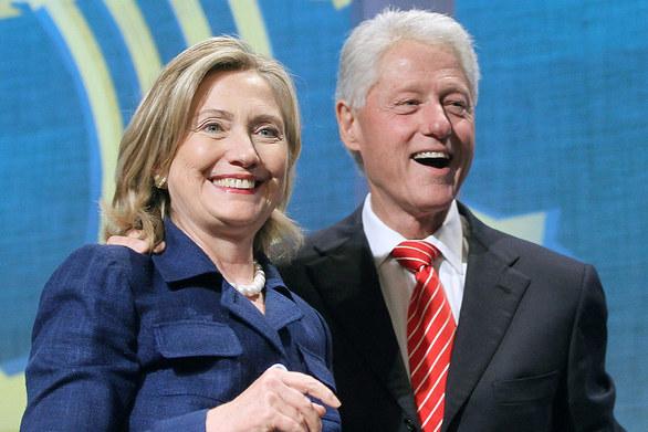 Πώς θα αποκαλείται ο Μπιλ Κλίντον αν εκλεγεί η Χίλαρι;