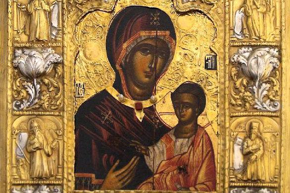 Σαν σήμερα 9 Νοεμβρίου μοναχός βρίσκει στην Τραπεζούντα την εικόνα της Παναγίας της Σουμελά