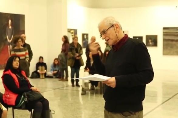 Πάτρα: Ο Στέφανος Δασκαλάκης «μάγεψε» το κοινό στη Δημοτική Πινακοθήκη (video)