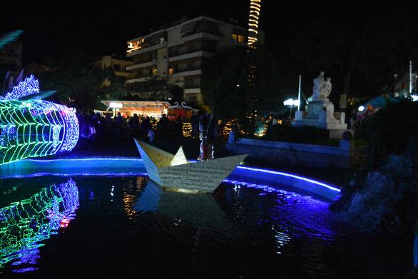 Κάθε μέρα, όλη μέρα, «Πάρκο των Χριστουγέννων» στο Αίγιο