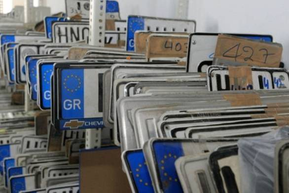 Δυτική Ελλάδα: Επιστρέφονται πινακίδες και άδειες ενόψει της εορταστικής περιόδου