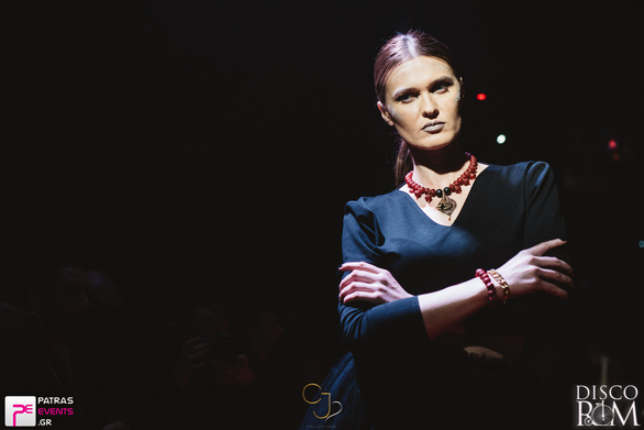 Fashion show - CJ collection at Disco Room 28-12-16 Part 1/3