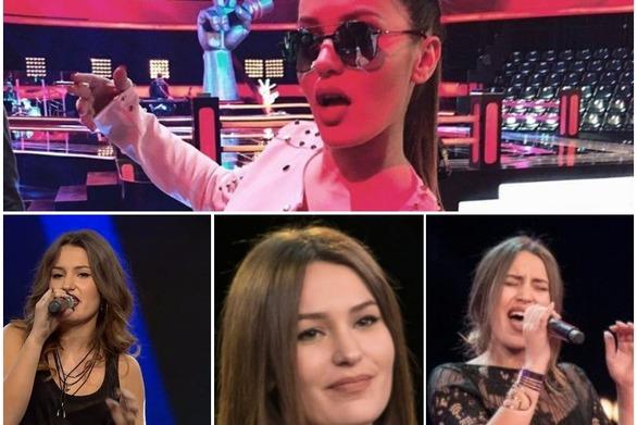 "The Voice - Μαίρη Μητρούλια: Μπορεί να μην πέρασε στον ημιτελικό, αλλά ""έλαμψε"" σαν ""μικρό βεγγαλικό"" (video)"