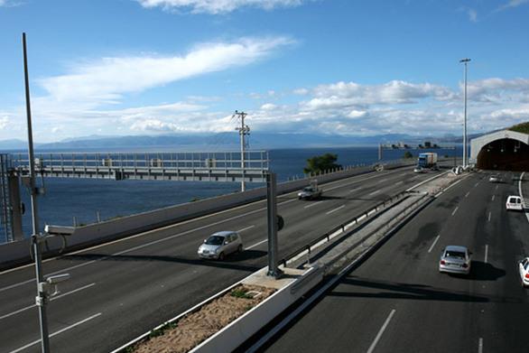 Ιόνια και Ολυμπία οδός αλλάζουν τον οδικό χάρτη της χώρας