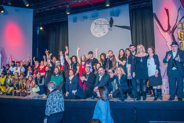 Με επιτυχία και χειροκροτήματα έπεσε η αυλαία του 9ου Μώμου στην Πάτρα (pics)
