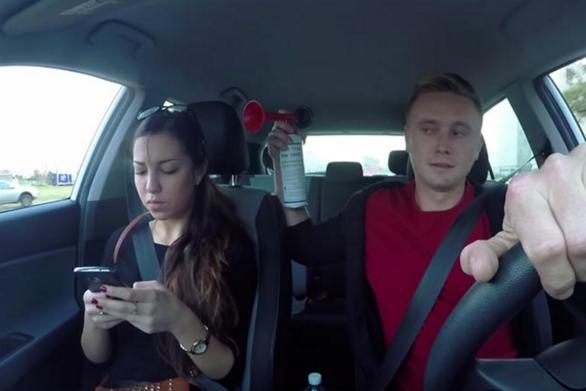 Ζευγάρια σε ξεκαρδιστικές στιγμές (video)
