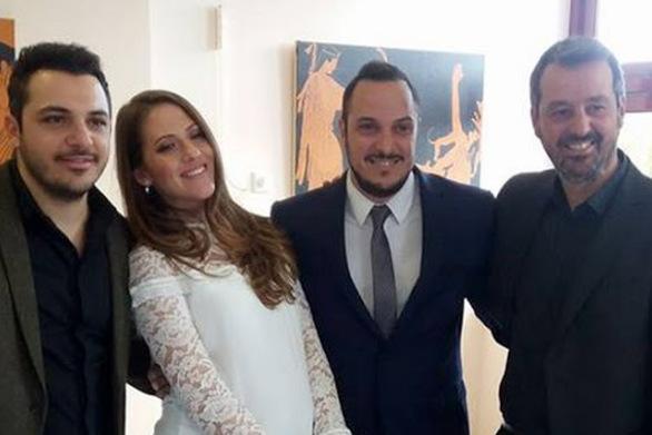 Παντρεύτηκε ο Κώστας Δόξας!