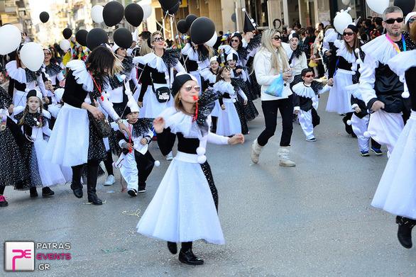 Πάτρα: Οι καιρικές προβλέψεις για το καρναβάλι των μικρών - Πότε θα βρέξει