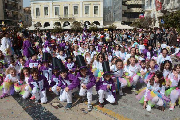 Πάτρα: Η ώρα των μικρών καρναβαλιστών έφτασε!
