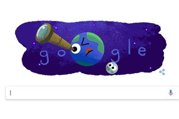 Google Doodle για την αποκάλυψη της NASA (vids)