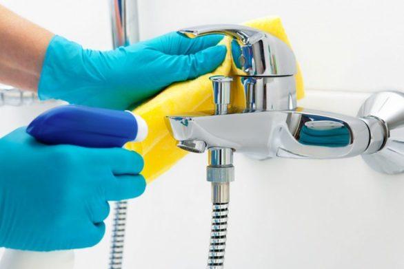 Χρήσιμες συμβουλές για πεντακάθαρο μπάνιο