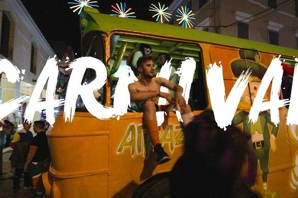 Βούλγαρος youtuber έφτασε στην Πάτρα και «τρελάθηκε» με το Καρναβάλι της! (video)