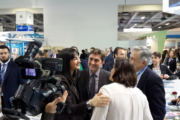 Στη Διεθνή Έκθεση Τουρισμού «ΙΤΒ 2017» η Περιφέρεια Δυτικής Ελλάδας