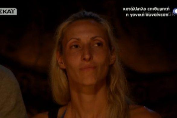 Survivor - Αποχώρησε η Πατρινή, Ελένη Δάρρα! (video)