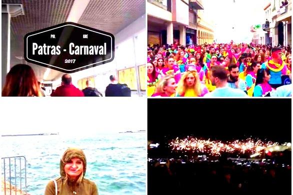 Από την Πολωνία στην Πάτρα... για το Καρναβάλι! (video)