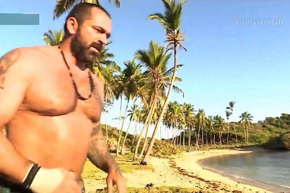 Πόσα κιλά έχει χάσει ο Bo στο «Survivor»; (video)
