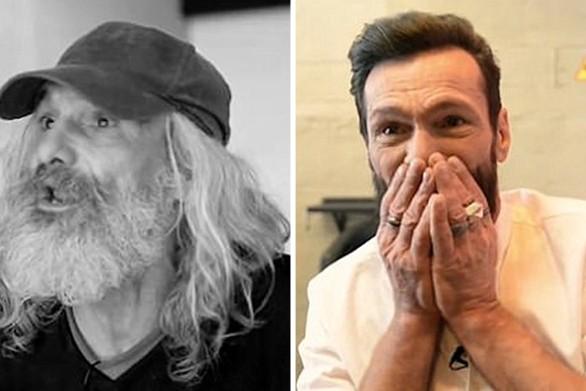Άστεγος ξεσπά σε δάκρυα βλέποντας την εντυπωσιακή μεταμόρφωσή του (video)